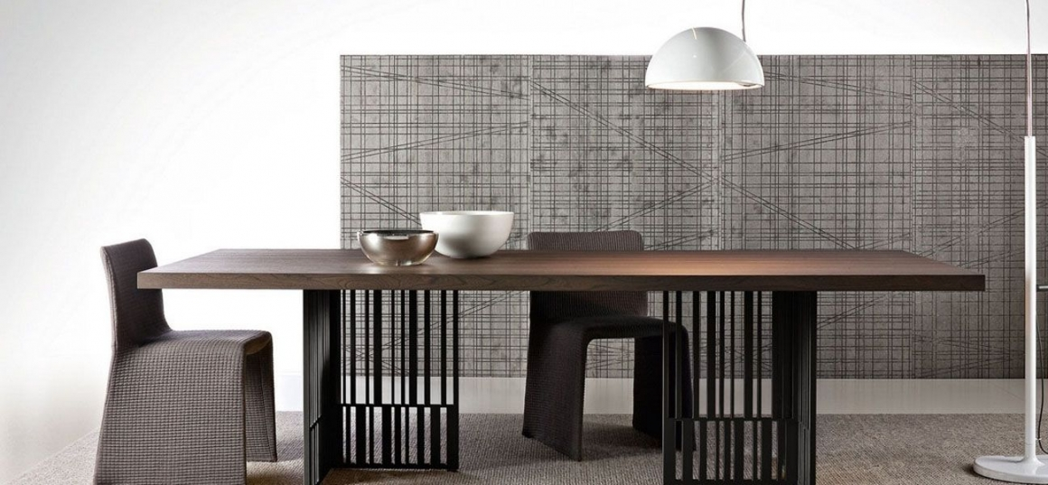 Codex Table by Molteni & C, Italy