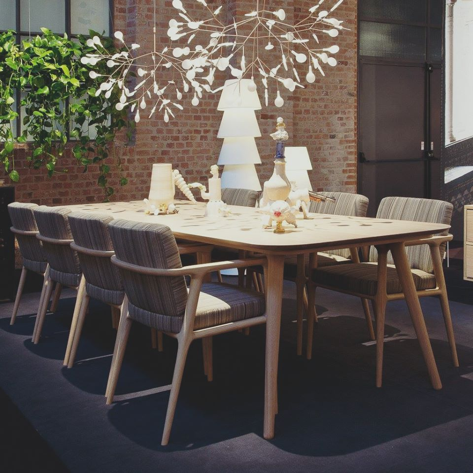Zio Dining Table by Moooi